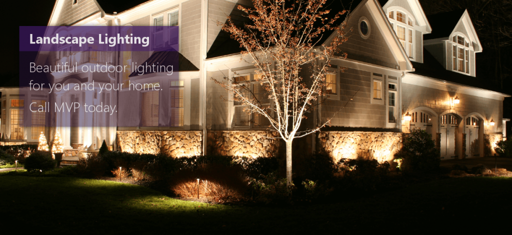 Tree and Landscape Lighting Installation in Suffolk County NY
